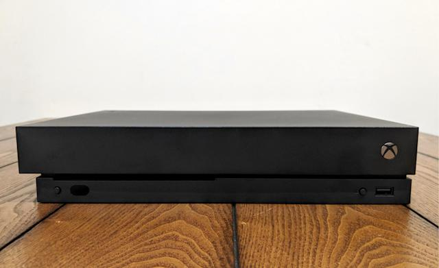 The One X is an impressive console, with loads of power.
