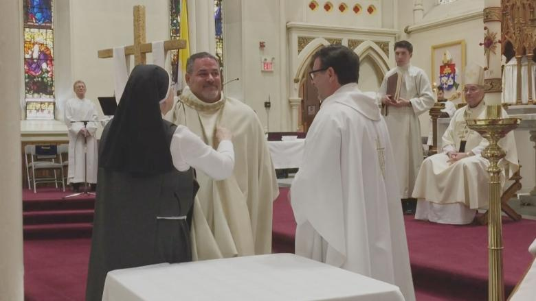 From brother to father: Halifax-area friar joins priesthood