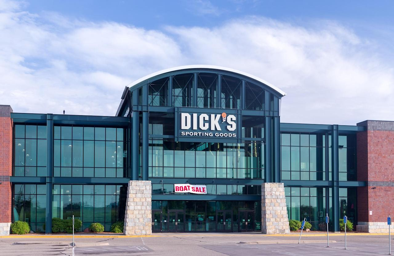 Dicks sporting goods further expands portfolio