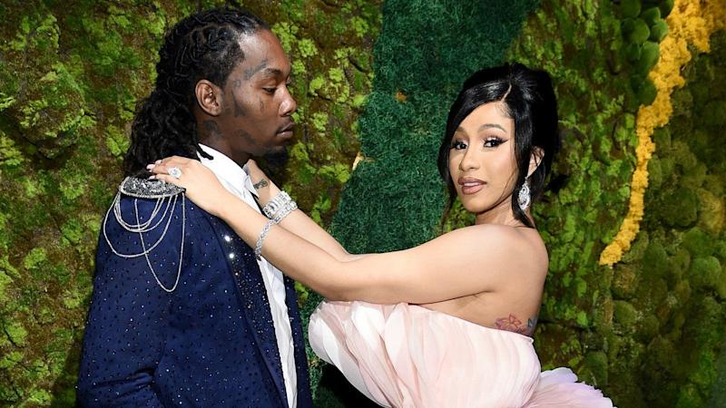 Cardi B Surprises Offset With $500,000 Cash for His 28th Birthday