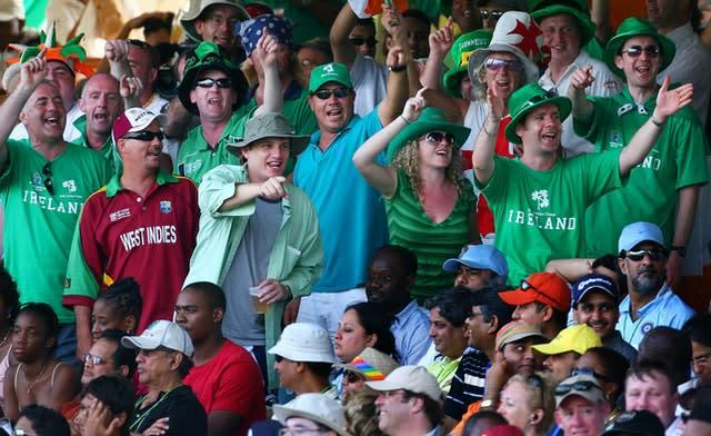 Irish cricket fans have had their whole domestic summer cancelled (Gareth Fuller/PA)