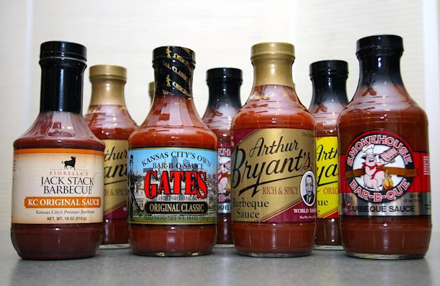 Behold, the barbecue sauces of Kansas City. (Image: Flickr/bk1bennett)