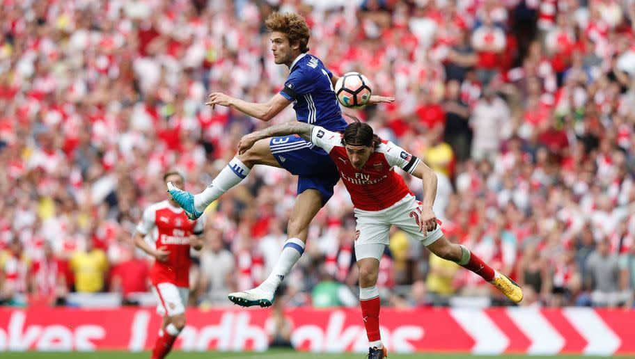 <p>It would be very unfair to discredit the performances of Marcos Alonso for Chelsea last season, but Bertrand is still clearly a better player than the Spaniard. Bertrand is arguably a more defensively disciplined player than Alonso, with bags of Premier League experience behind him.</p> <br /><p>Alonso has earned his place in Chelsea's squad after being a surprise hit in his first season at the club, but Bertrand would walk into a starting spot over the former Bolton Wanderers man.</p>