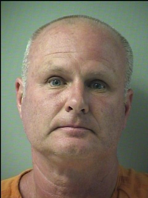 Wade Ashton stands accused of a hate crime (Okaloosa County Sheriff's Office)