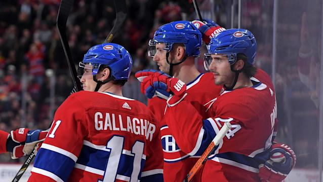The Habs should not be in this freefall. (Getty)