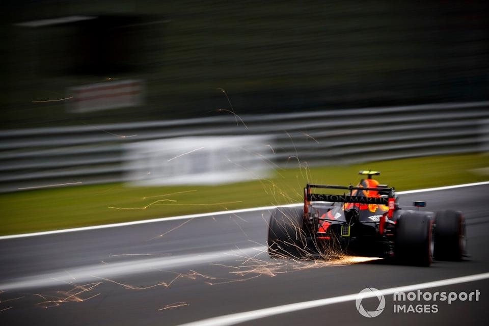 "Alex Albon, Red Bull Racing RB16<span class=""copyright"">Glenn Dunbar / Motorsport Images</span>"