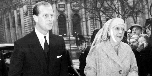 Prince Philip's Mother Was Treated By Sigmund Freud & Started a Convent