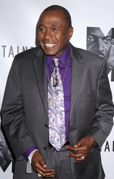 "FILE - In this Oct. 13, 2011 file photo, actor Ben Vereen attends the Broadway premiere of ""The Mountaintop,"" in New York. Court records show Vereen filed for divorce from his wife of 36 years, Nancy Bruner Vereen, on Sept. 13, 2012. The actor-dancer cited irreconcilable differences for the breakup and his filing indicated the couple separated in March. (AP Photo/Louis Lanzano, File)"