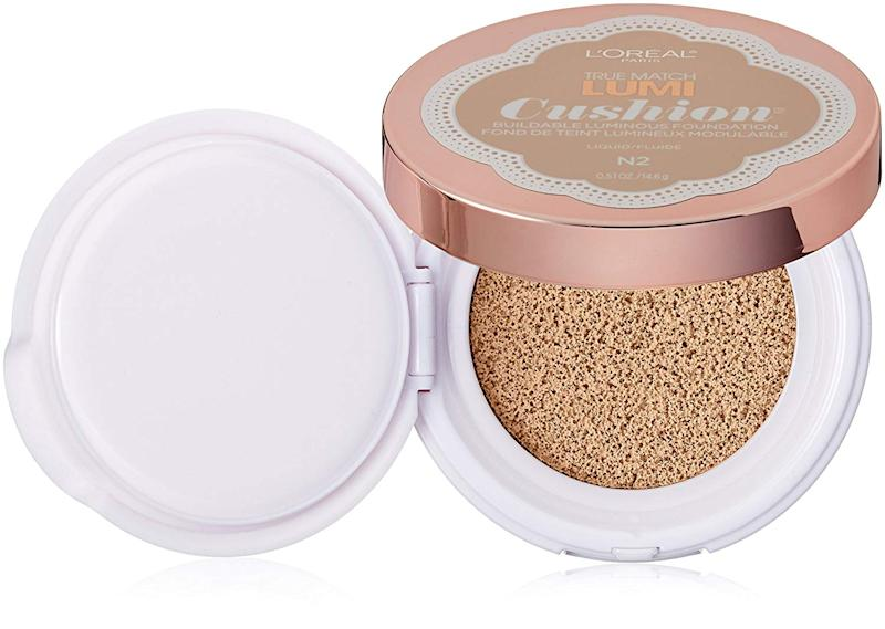 L'Oreal Paris Cosmetics True Match Lumi Cushion Foundation