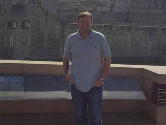 Stuart Pennock, 46, was wrongly ordered to pay hundreds of pounds (Stuart Pennock)