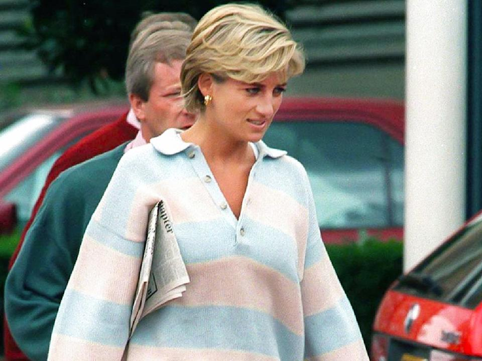 Princess Diana Started This Sporty 2020 Trend And Celebs Are Still Obsessed