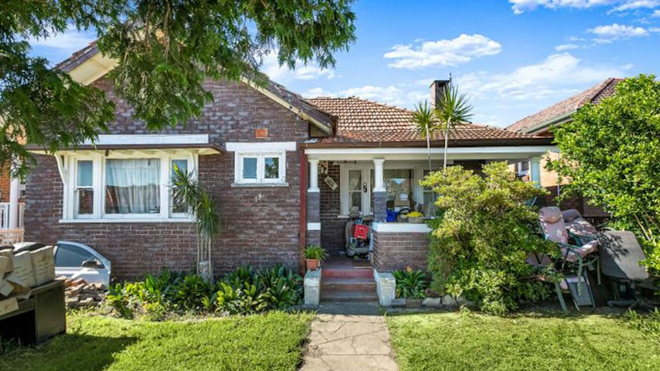 A Sydney home could be quite the steal when it goes to auction, with no reserve price. Source: realestate.com