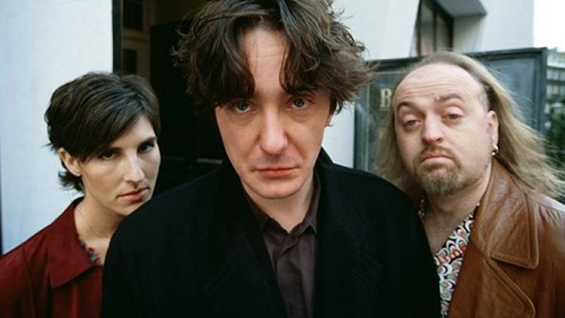 An image from Black Books - one of the best shows on Amazon Prime Video
