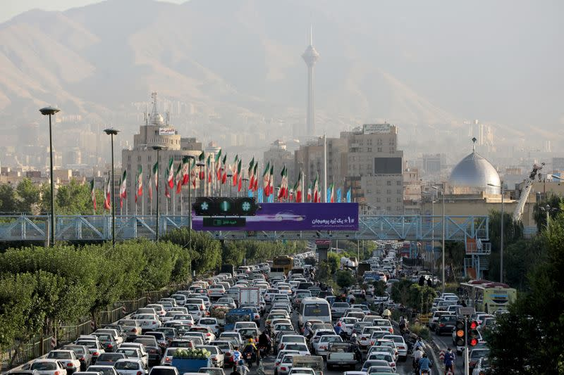 Whole of Iran on coronavirus red alert due to rise in deaths - health official