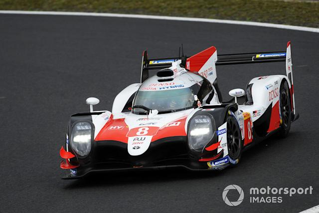 "Toyota TS050 (2018-2019) <span class=""copyright"">JEP / Motorsport Images</span>"