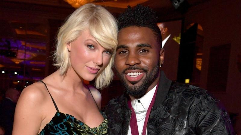 Jason Derulo Says He's 'Surprised Every Single Day' By Taylor