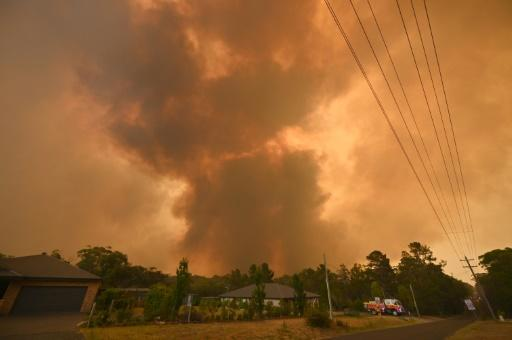 The tourism campaign comes as bushfires have been raging across the country for months