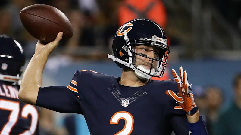 2464f7a7166 NFL free agency: 49ers reportedly add QB Brian Hoyer, WR Marquise Goodwin