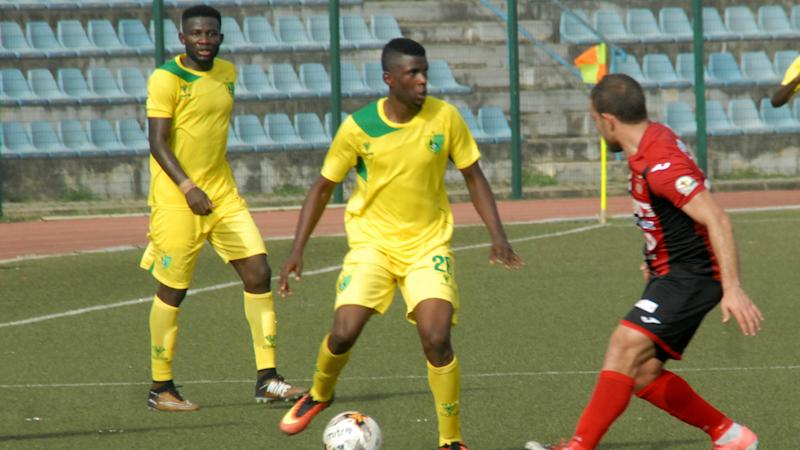 Godwin Obaje: Plateau United's new players took time to gel