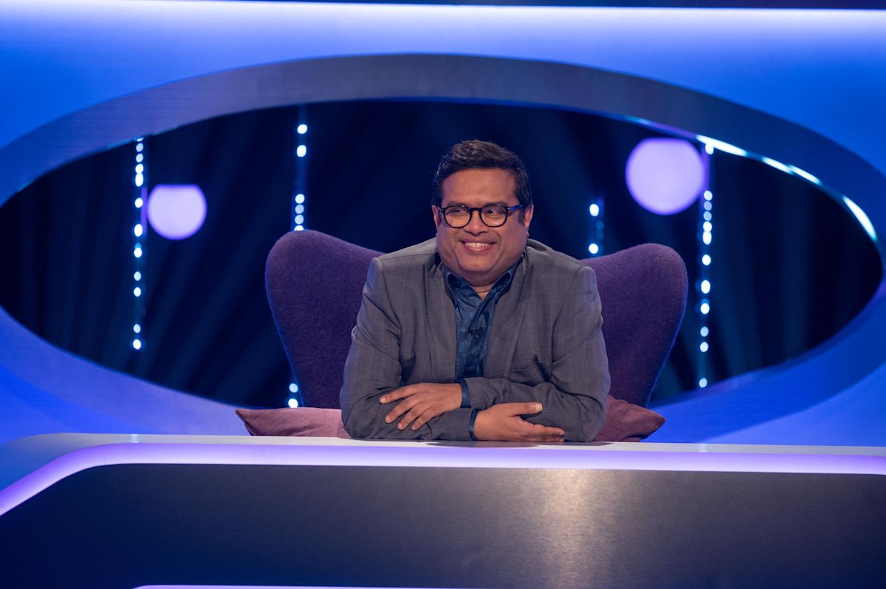 Paul Sinha's TV Showdown starts Saturday 9 January. (ITV)