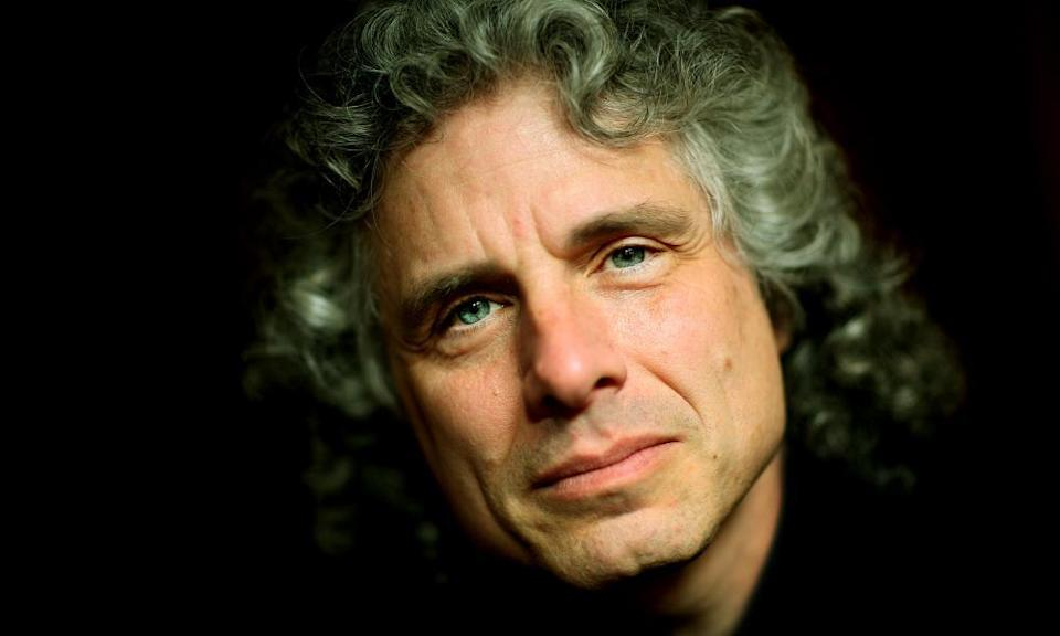 Steven Pinker, psychologist and author