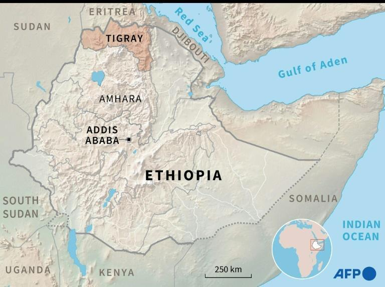 Ethiopia: military escalation in Tigray