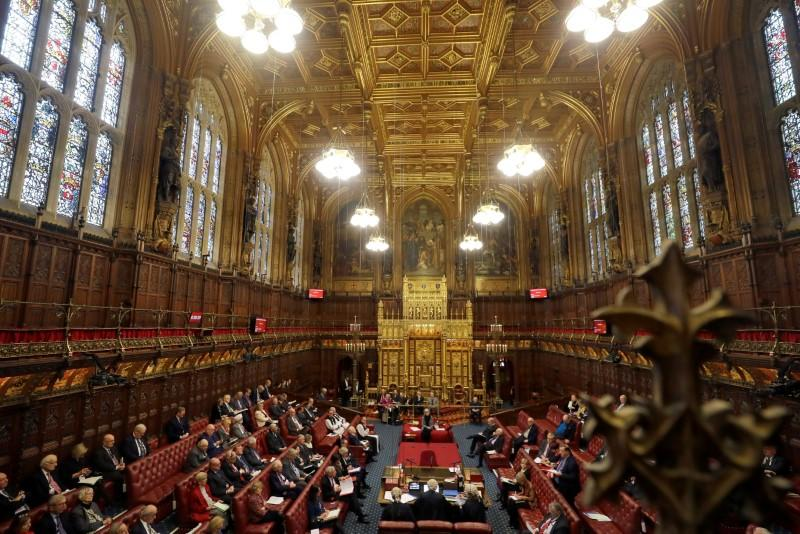 UK government suffers fourth defeat on Brexit legislation in House of Lords