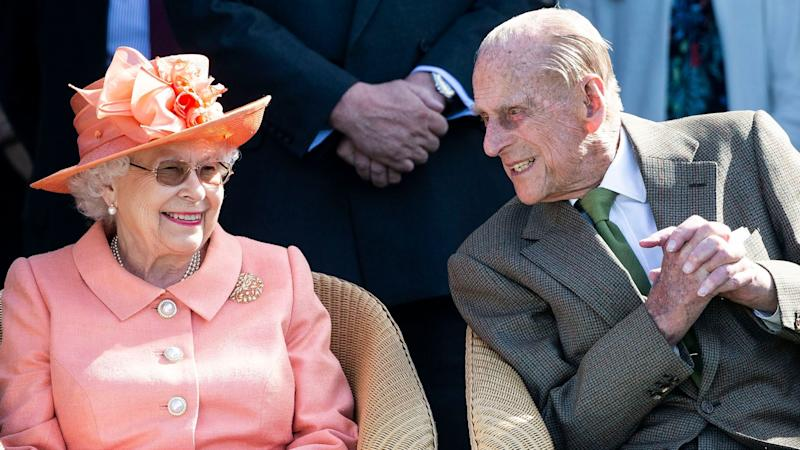 Prince Philip, 98, admitted to hospital