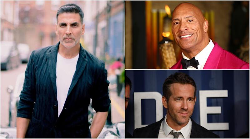 Akshay Kumar Is The Only Indian Actor to Make It To Forbes' Top 10 Highest-Paid Actors Of 2020; Check Out Full List