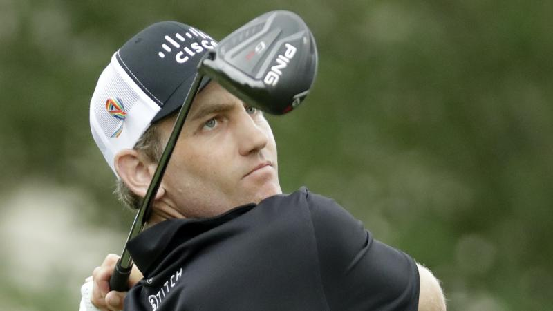 Brendon Todd dreaming big as he takes one shot lead into final round at Memphis