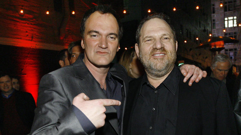 Quentin Tarantino On Weinstein: 'I Knew He Did A Couple Of These Things'