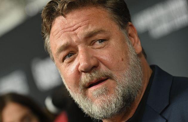 Russell Crowe is the captain now.