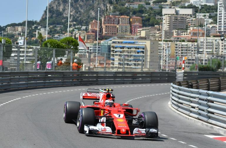 Sebastian Vettel ends 16-year drought for Ferrari in Monaco GP