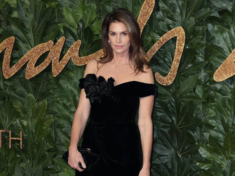 Cindy Crawford was pressured into posing nude by photographer