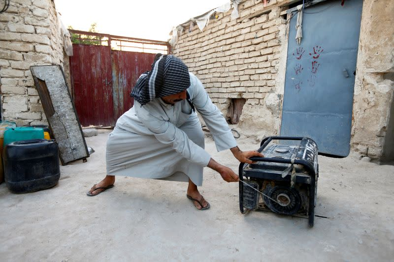 U.S. renews waiver for Iraq to import Iranian energy for 60 days