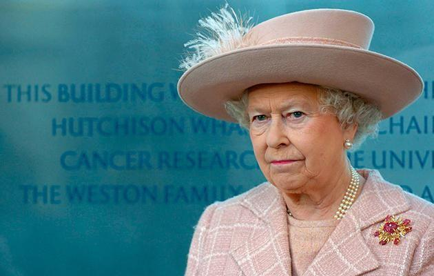 He said the Queen told him to speak from the heart in his speech. Photo: Getty Images