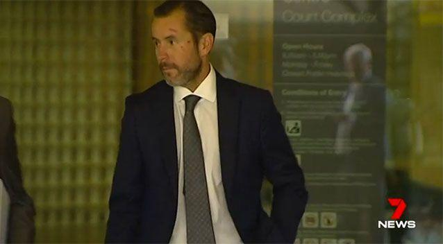 The 40-year-old has managed to dodge a jail sentence. Source: 7 News