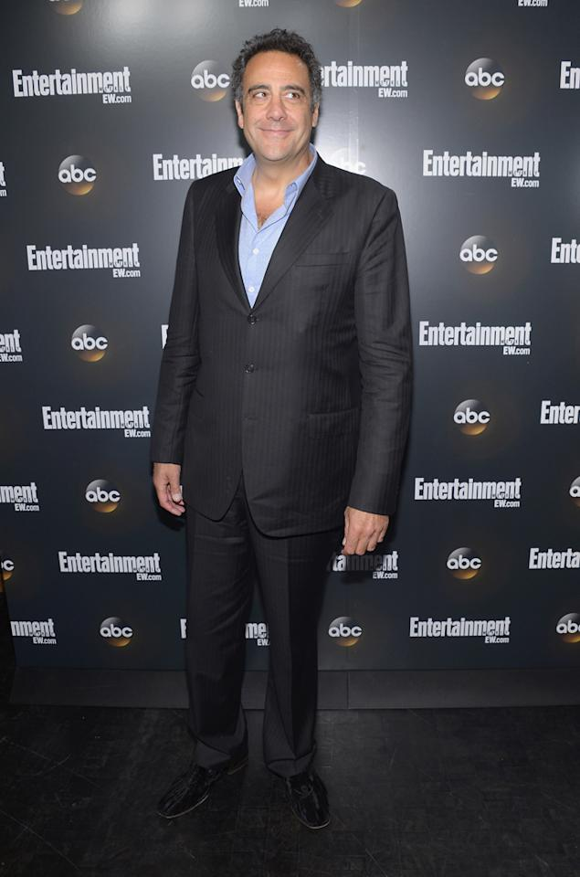 "Brad Garrett (""How to Live With Your Parents for the Rest of Your Life"") attends the Entertainment Weekly and ABC Upfront VIP Party at Dream Downtown on May 15, 2012 in New York City."
