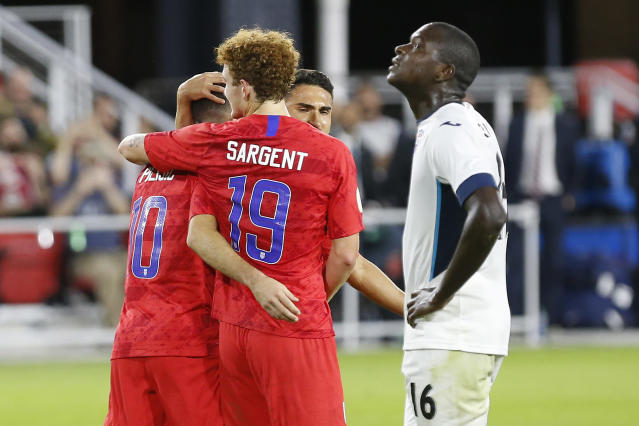 What did either the USMNT or Cuba gain from playing Friday in the CONCACAF Nations League? We're not sure, either. (Reuters)