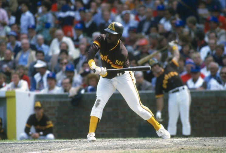 If Tony Gwynn was on board with the brown and yellow, we support it. (Getty Images/Focus On Sports)