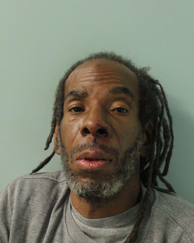Muhammad Rodwan who was jailed for 16 years for the machete attack on Pc Outten
