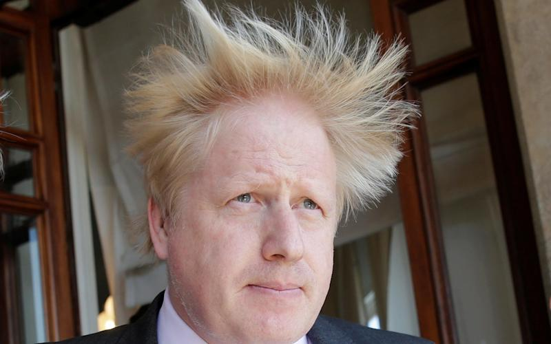 Boris Johnson, the Foreign Secretary - REUTERS