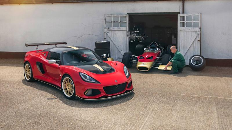 Lotus Exige Type 49, 79 special editions