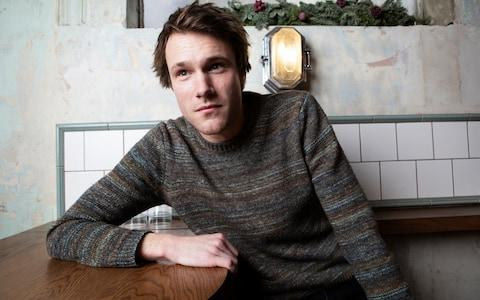 Hugh Skinner is in Zog on BBC One on Christmas Day - Credit: Rii Schroer