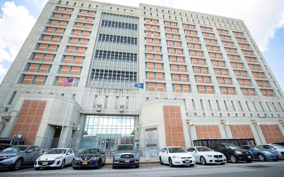 Ghislaine Maxwell has been held on remand at the Metropolitan Detention Center in Broooklyn, New York since July 6 - Arturo Holmes/Getty Images