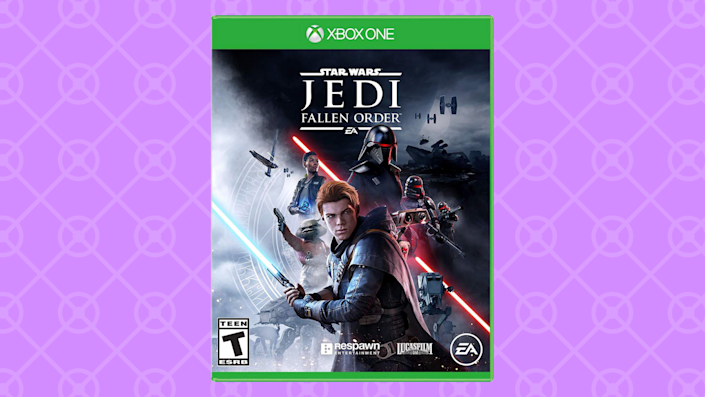 Save a nearly 35 percent on Star Wars Jedi: Fallen Order for Xbox One. (Photo: Walmart)