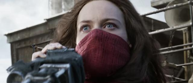 Hera Hilmar in <i>Mortal Engines.</i> (Photo: Universal/MRC)