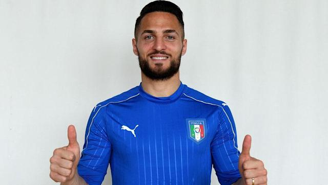 <p><strong>Born in:</strong> Naples, Italy</p> <p><strong>Age:</strong> 28</p> <p><strong>Club:</strong> Inter Milan</p> <p><strong>Position: </strong>Defender, Midfielder </p> <br><p>D'Ambrosio has finally been given the chance to show his hunger to make it to the international stage for the Italian national team. He will hope to get some game time in Italy's next matches. </p> <br><p>The strong and physical playmaker is making his debut for the <em>Azzurri</em> at a mature age, however, he will hope it's the start of something special. </p>