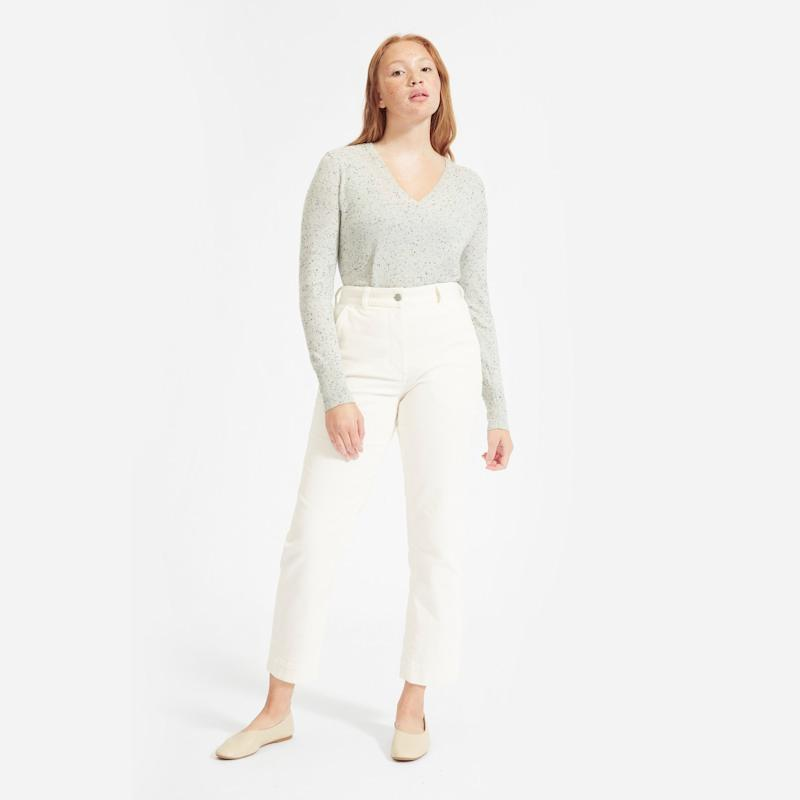 Cashmere? For under $100? You better believe it. (Photo: Everlane)