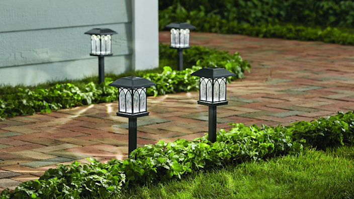 These solar-powered lights require minimal maintenance for fantastic performance